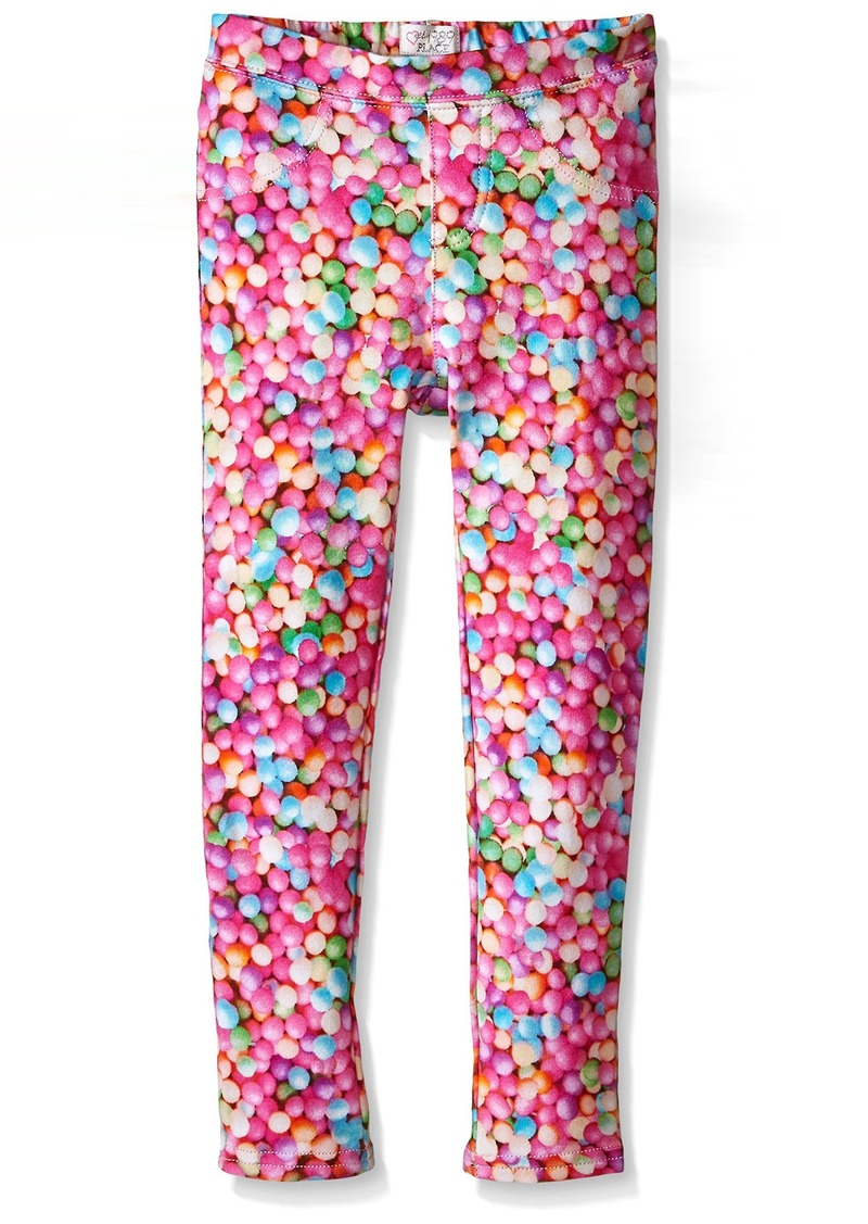 The Children's Place Little Girls and Toddler Gumball Faux Jegging