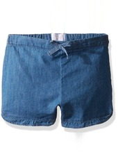 The Children's Place Toddler Girls' Her Li'l Chambray Shorts