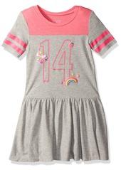 The Children's Place Toddler Girls' Her Li'l Short Sleeve Active Dress