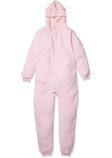 The Children's Place Toddler Girls' Long Sleeve One-Piece Pajamas  S (5/6)
