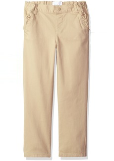 The Children's Place Toddler Girls' Slim Uniform Pant