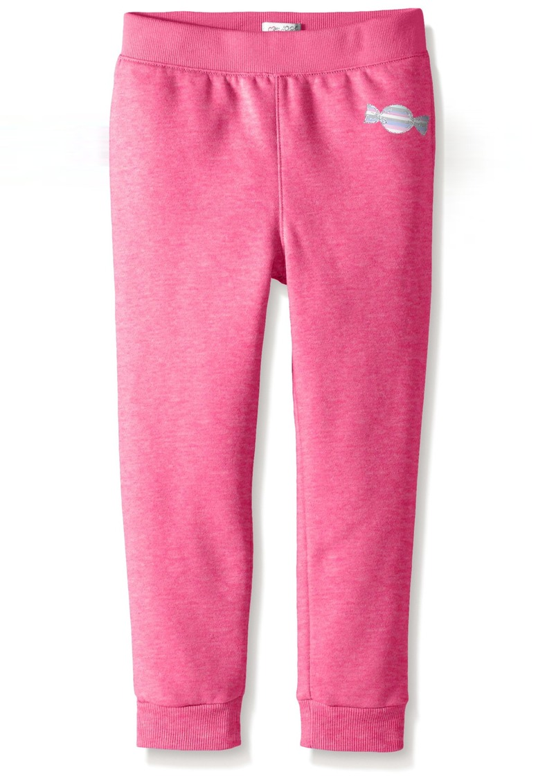 The Children's Place Little Girls and Toddler Solid Fleece Pant