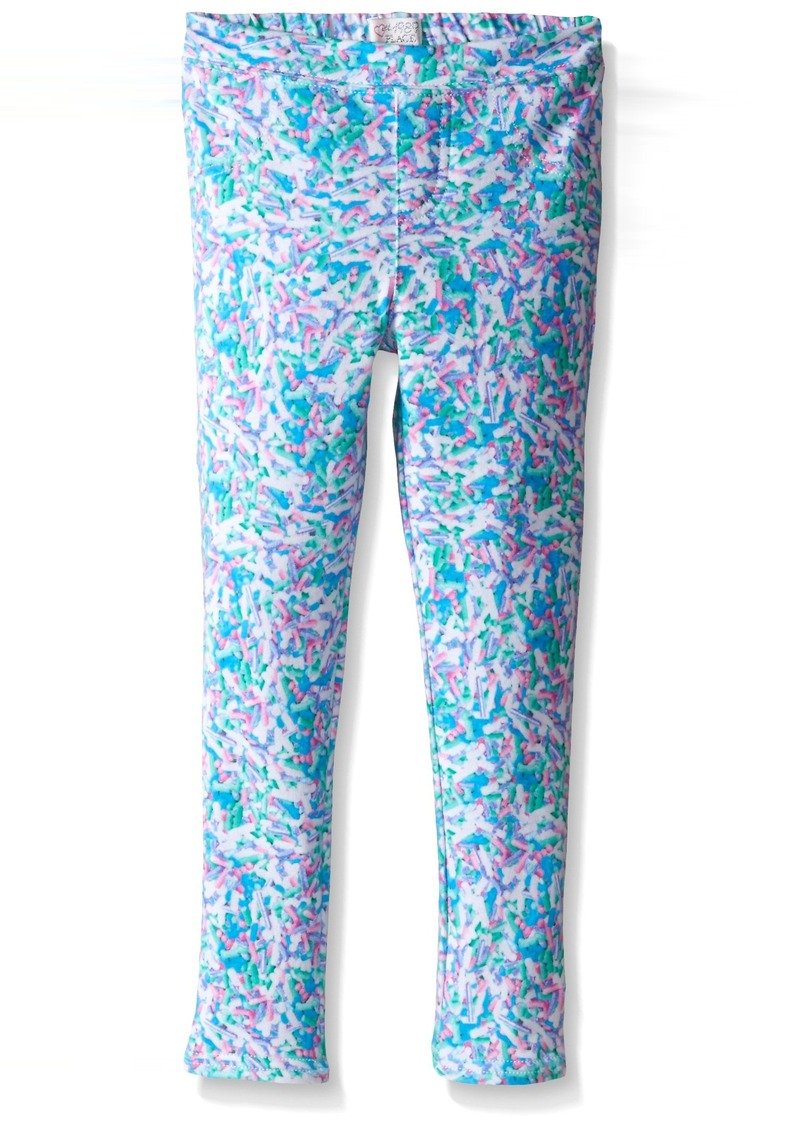 The Children's Place Little Girls and Toddler Sprinkle Faux Jegging