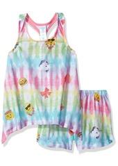 The Children's Place Toddler Girls' Tie Dye Sleep Set  XL (14)
