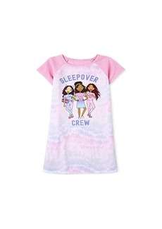The Children's Place Tie-Dye Sleepover Nightgown (Little Kids/Big Kids)