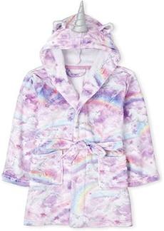 The Children's Place Unicorn Cloud Fleece Robe (Little Kids/Big Kids)