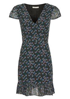 The East Order Nilaya Floral Mini Dress