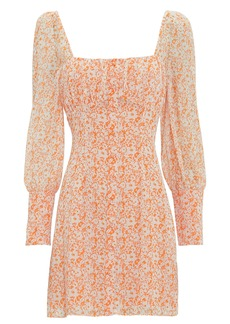 The East Order Peaches Mini Dress