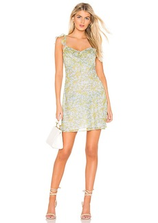 The East Order Daphne Mini Dress