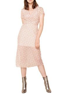 The East Order Fin Midi Dress