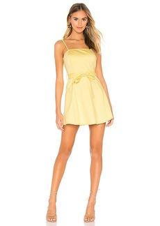 The East Order Goldie Mini Dress