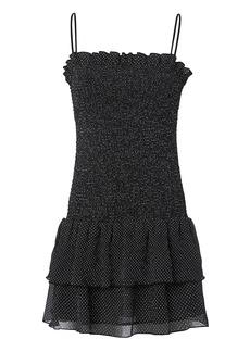 The East Order Tia Polka Dot Mini Dress