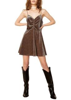 The East Order Tika Fit & Flare Minidress