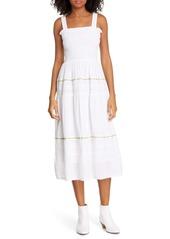 The Great Clover Midi Dress