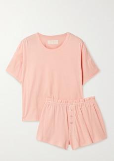 The Great Cotton-jersey Pajama Set
