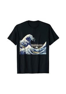 Kanagawa Japanese The Great Wave Shirt