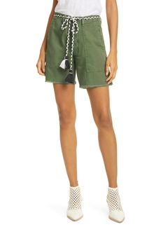 THE GREAT. The Army Shorts