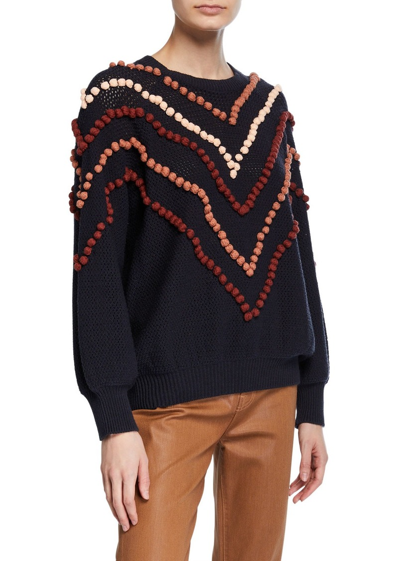The Great The Bobble Pullover Sweater