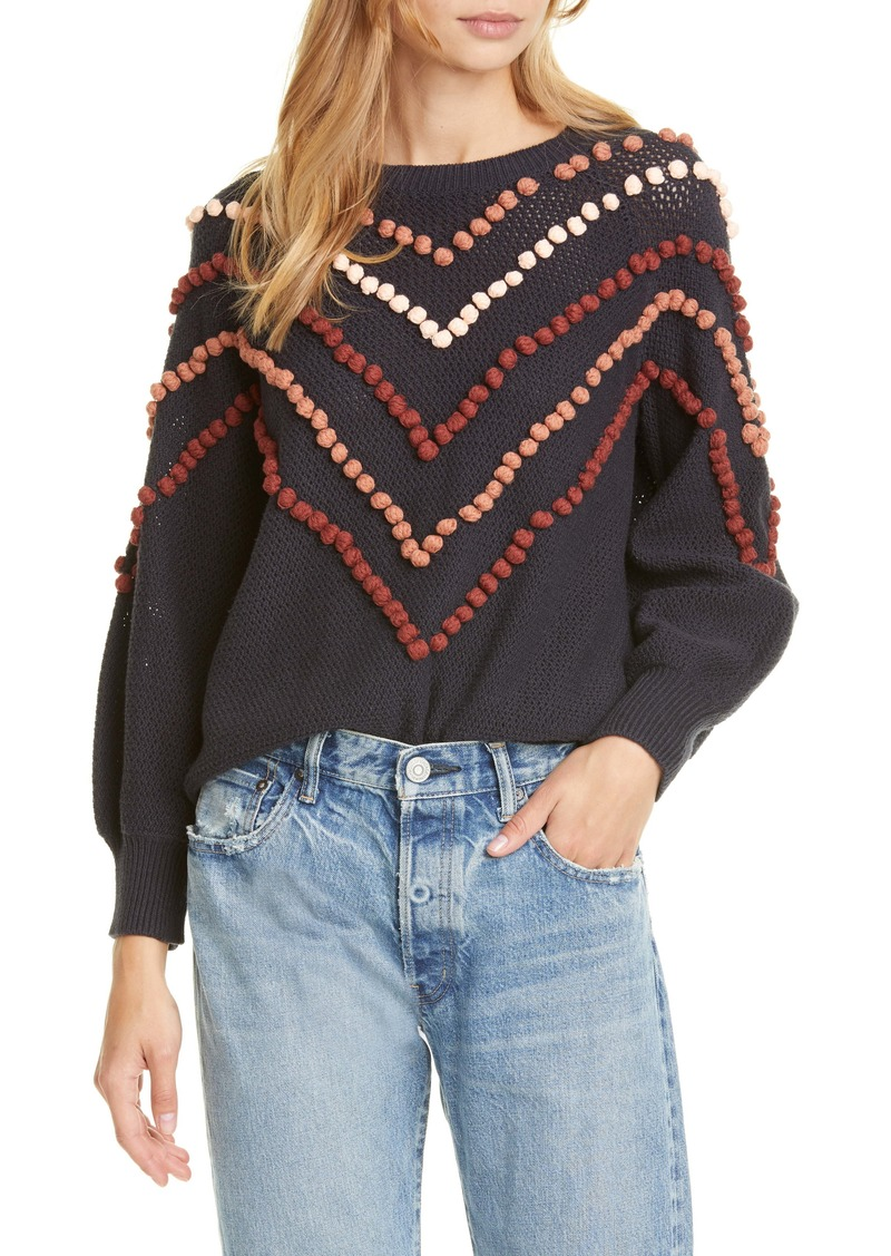 THE GREAT. The Bobble Sweater