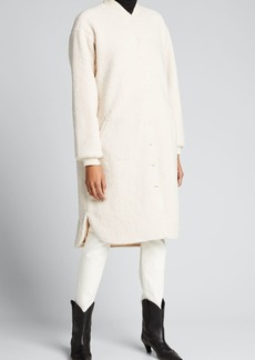 The Great The Sherpa Long Coat