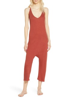 THE GREAT. The Slip Sleeper Jumpsuit