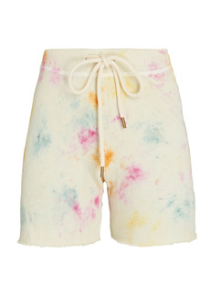 The Great The Tie-Dye Sweat Shorts