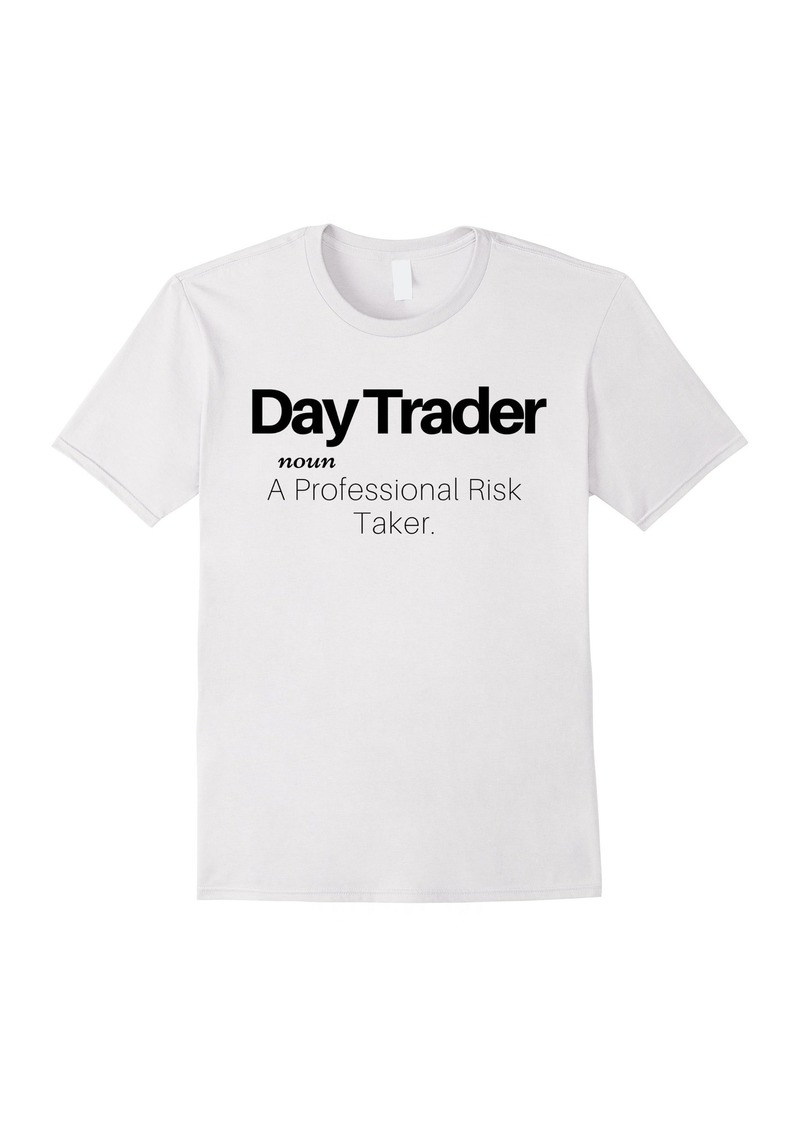 The Great Wall Street Stock Market Bullish Day Trader T Shirt