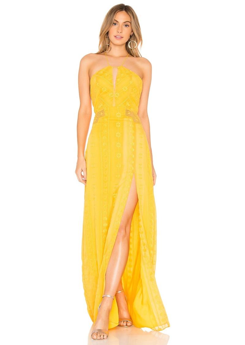 d2a9213d86b The Jetset Diaries Alynna Maxi Dress
