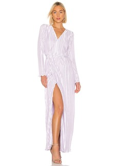 THE JETSET DIARIES Baby You're Out Maxi Dress