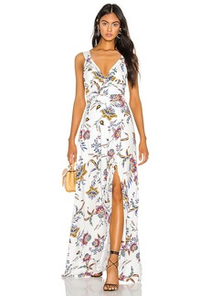 THE JETSET DIARIES Crazy In Love Maxi Dress
