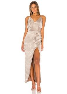 THE JETSET DIARIES Get Up Maxi Dress