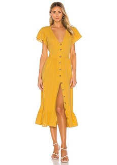 THE JETSET DIARIES Layla Dress