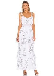 THE JETSET DIARIES Maia Maxi Dress