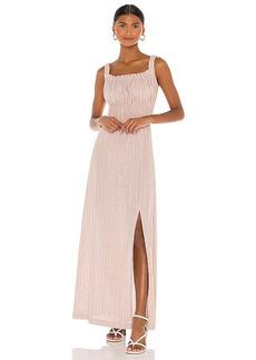 THE JETSET DIARIES Maya Midi Dress