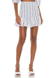 THE JETSET DIARIES Monroe Skirt