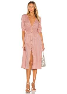 THE JETSET DIARIES Tessa Midi Dress