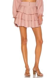 THE JETSET DIARIES Tessa Skirt