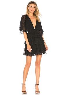 THE JETSET DIARIES Twiggy Mini Dress