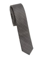 The Kooples Digital Silk Tie