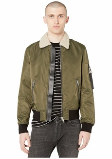 The Kooples Flight Jacket