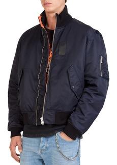 The Kooples Men's Bomber Jacket