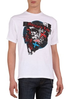 The Kooples Men's Skull & Guitar Graphic Print T-Shirt