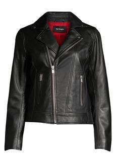 The Kooples Moto Leather Jacket