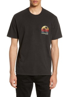 The Kooples Plage Sauvage Graphic T-Shirt