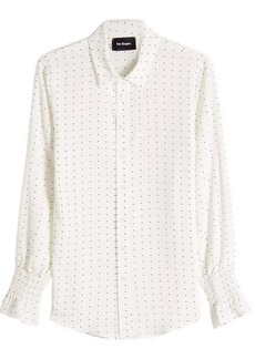 The Kooples Printed Blouse