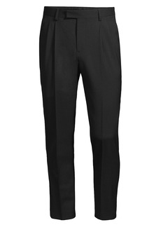 The Kooples Regular-Fit Slim Piping Trousers