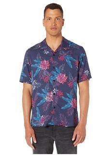 The Kooples Short Sleeve Hawaiian Shirt