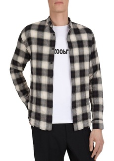 The Kooples Checked Regular Fit Shirt