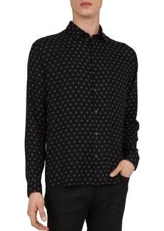 The Kooples Circle Slim Fit Shirt