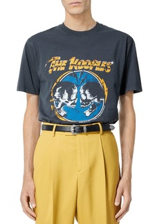 The Kooples Cotton Graphic Tee